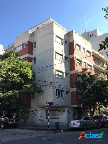 Departamento 1 ambiente con balcón
