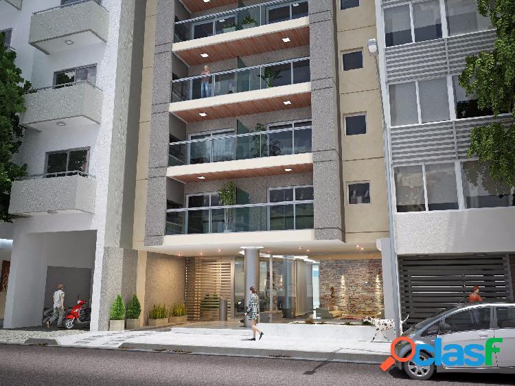 Depto 2 amb a estrenar con balcón y patio. Zona Centro Mar del Plata 1