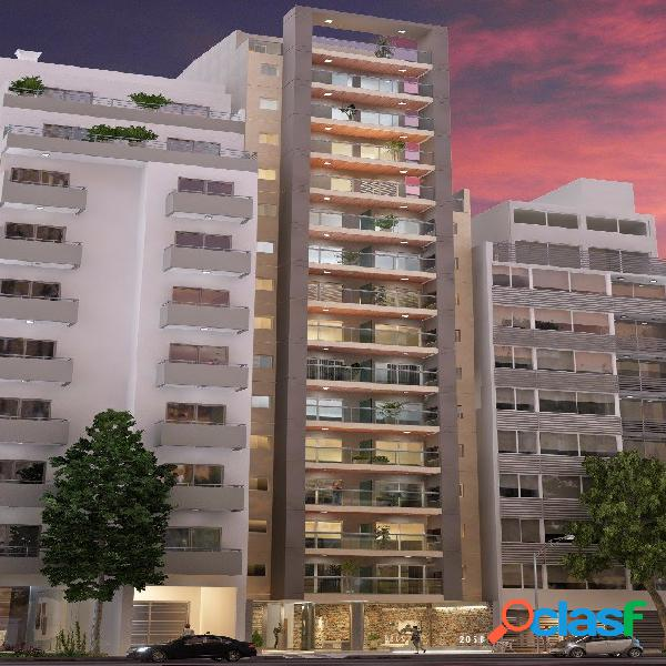 Depto 2 amb a estrenar con balcón y patio. Zona Centro Mar del Plata 3