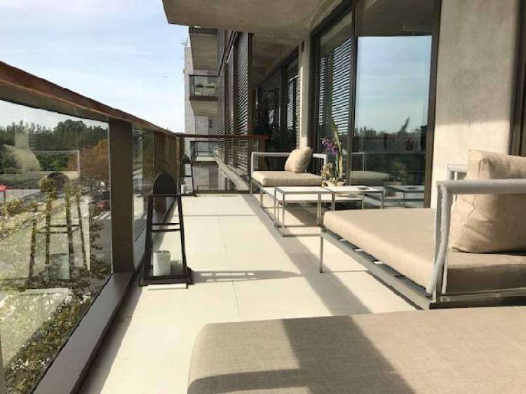 Aleph 2 master suites residences unico amoblado 160m2