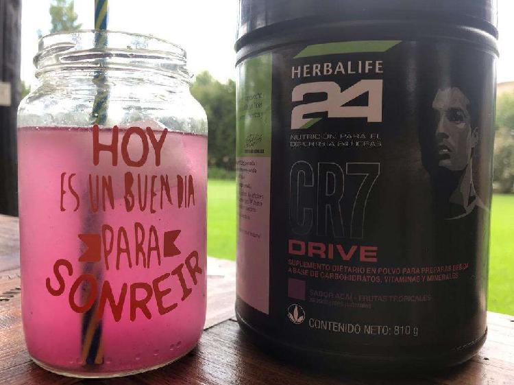 Cr7 drive - bebida energizante fit