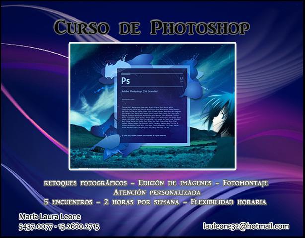 Curso photoshop completo avellaneda