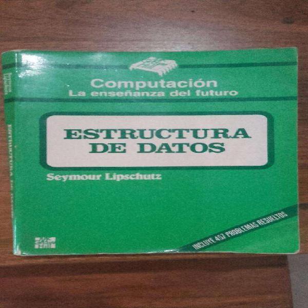 Libro computacion estructura de datos
