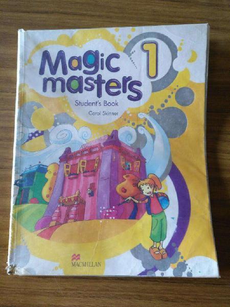 Magic masters 1 students book