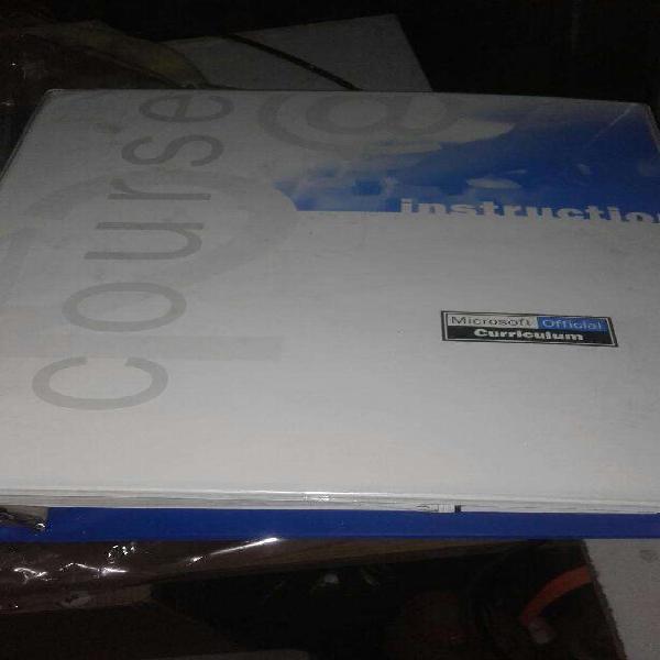 Manuales y cds originales de computacion