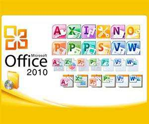 Office 2010 profesional word excell outlook etc chavez
