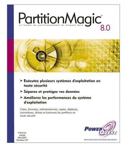 Partition magic 8 particiona discos rigidos chavez