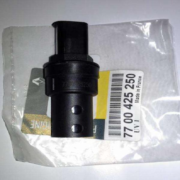 Sensor captor de velocimetro renault master original /