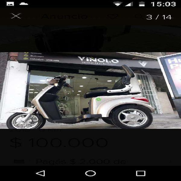 Triciclo master