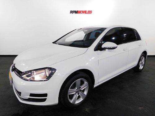 Volkswagen golf 1.6 trendline 2016 rpm moviles