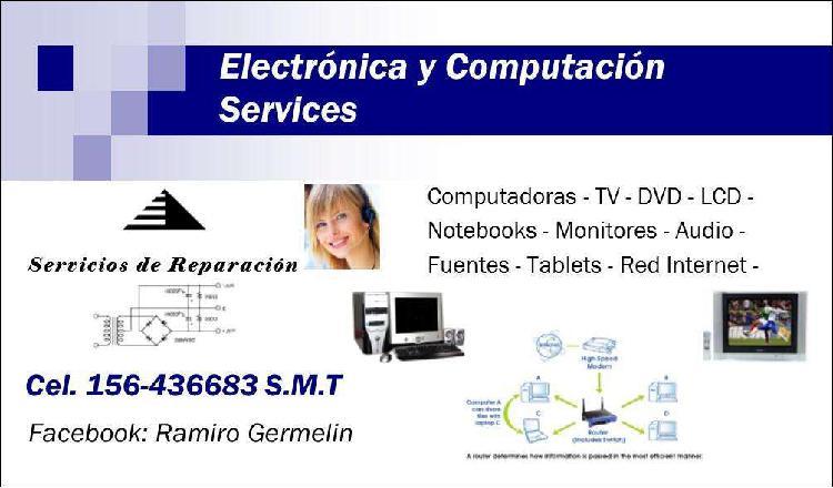 electronica y computacion servicios