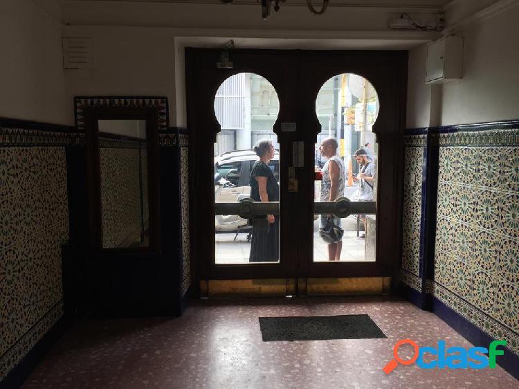 Palacio arabe depto. 3 ambientes externo.