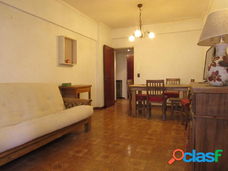 Departamento 2 amb c/dependencia, patio y cochera 1