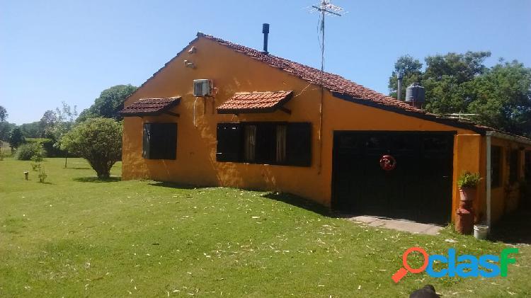 Casa quinta barrio el tejado