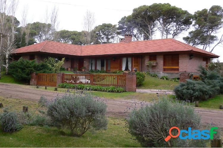 8902 - casa en venta - pinamar, zona golf viejo