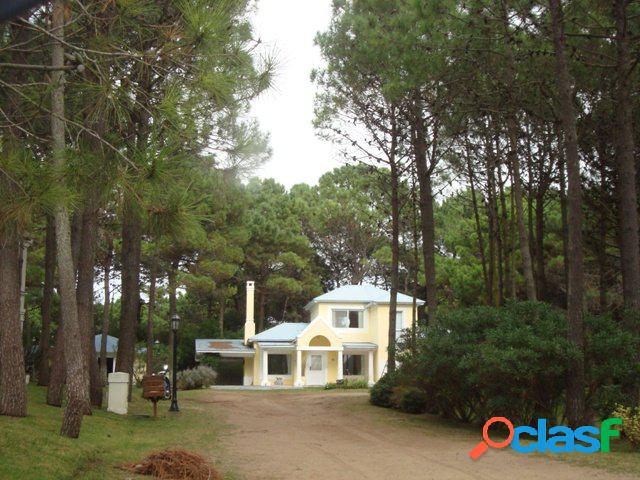 Pinamar Chico Impecable chalet