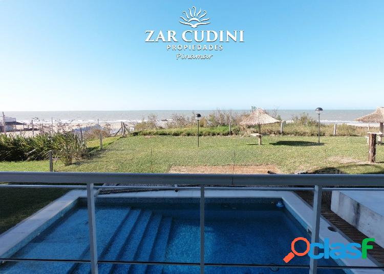 Venta pinamar departamento 3 ambientes con cochera cubierta y piscina
