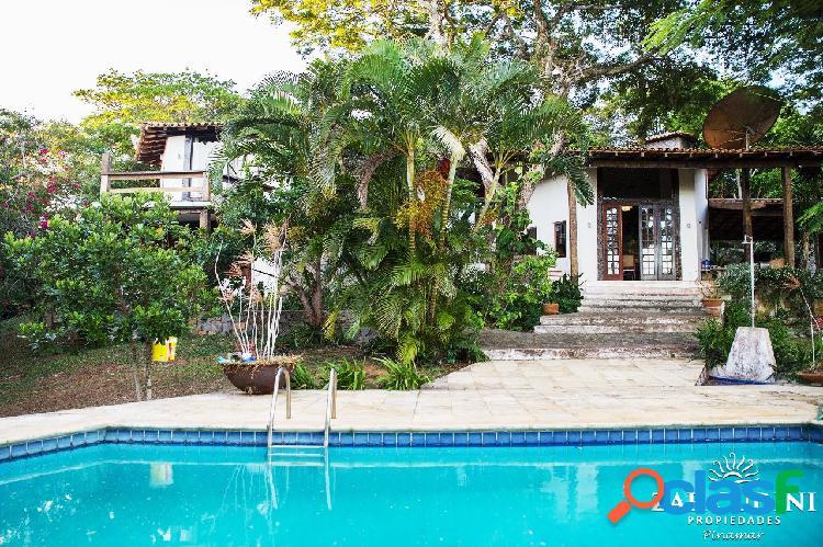Venta altos de buzios brasil casa 5 ambientes con piscina y casa de huéspedes 3 ambientes