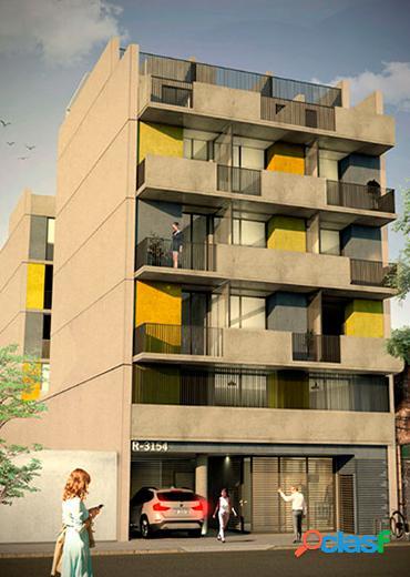 Duplex de 2 dormitorios con terraza exclusiva y patio