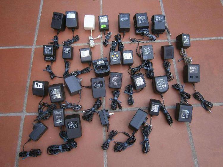 Fuentes para telefonos, contestadores telefonicos etc