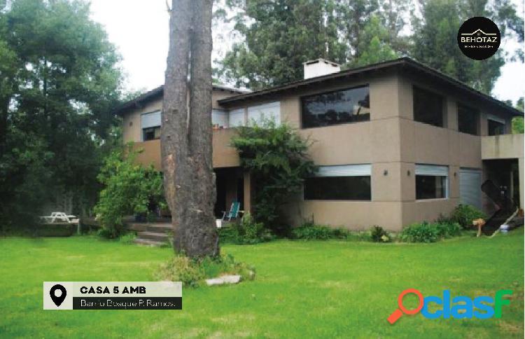 Casa 5 ambientes | bosque peralta ramos