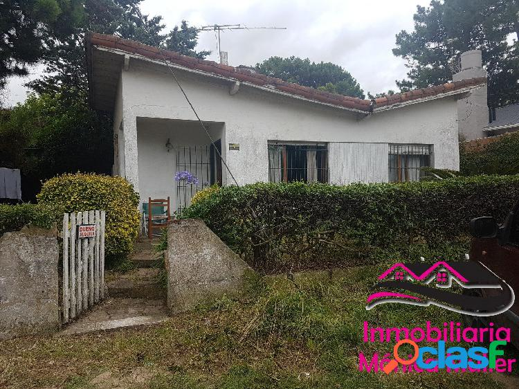 Oportunidad casa omar + departamento - paseo 124 y avda. 9 - a reciclar