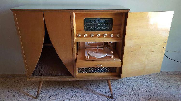 Combinado winco tocadiscos radio vintage