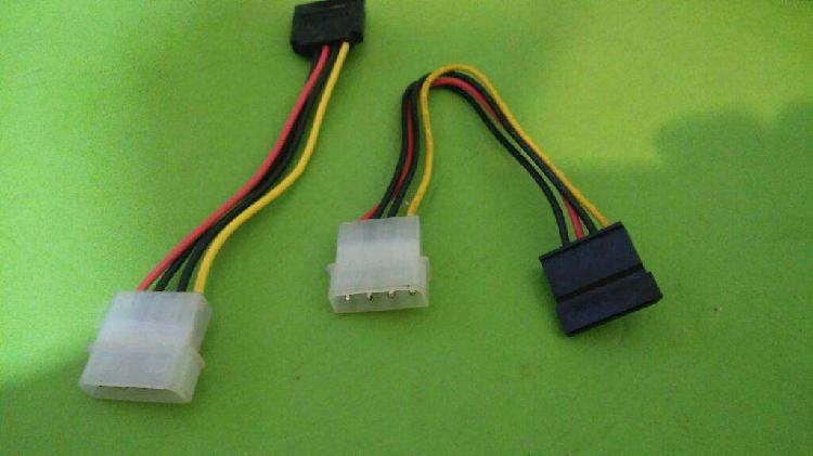 Cable Molex Sata