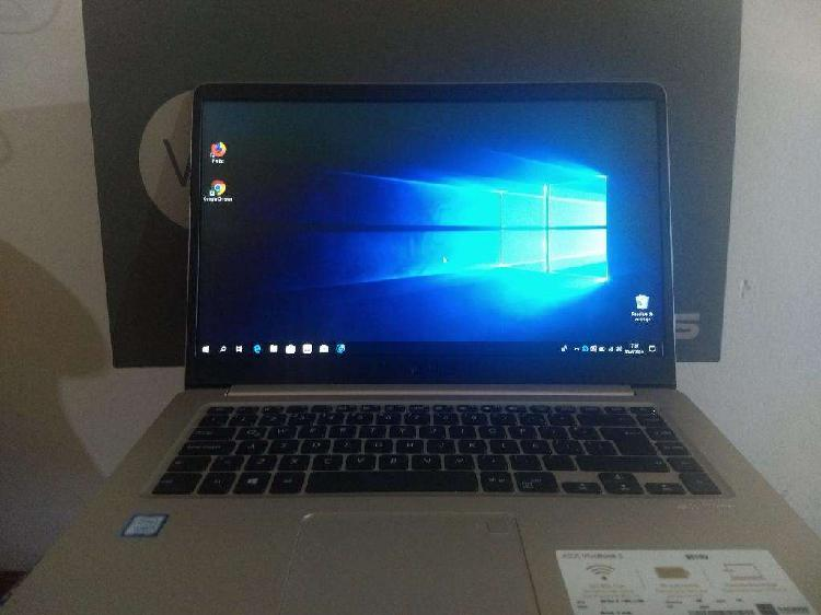 Notebook asus vivobook s intel core i3