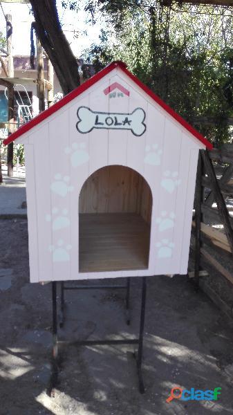 Cuchas para mascotas