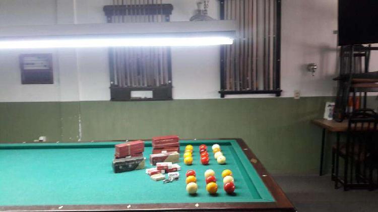 Billar, pool y accesorios