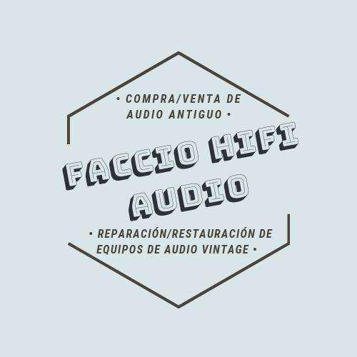 COMPRA/ VENTA DE AUDIO HI FI VINTAGE ANTIGUO. COMPRAMOS TUS