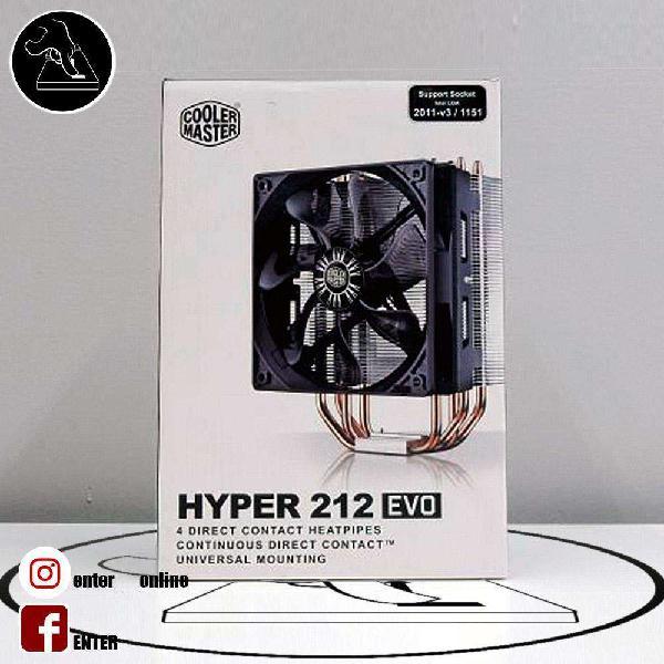 Cooler master hsf hyper 212 evo lga 1151