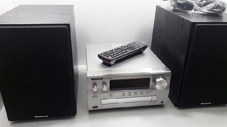 Equipo Hi-Fi Panasonic SC-PMX70
