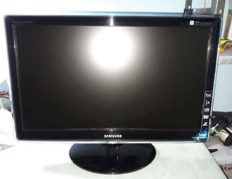 Monitor Samsung-SyncMaster P2370-Gamer 2ms