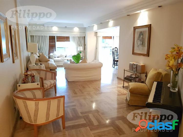 Venta: 4 ambientes con dep. · cochera · 170 m2 · excelente estado!