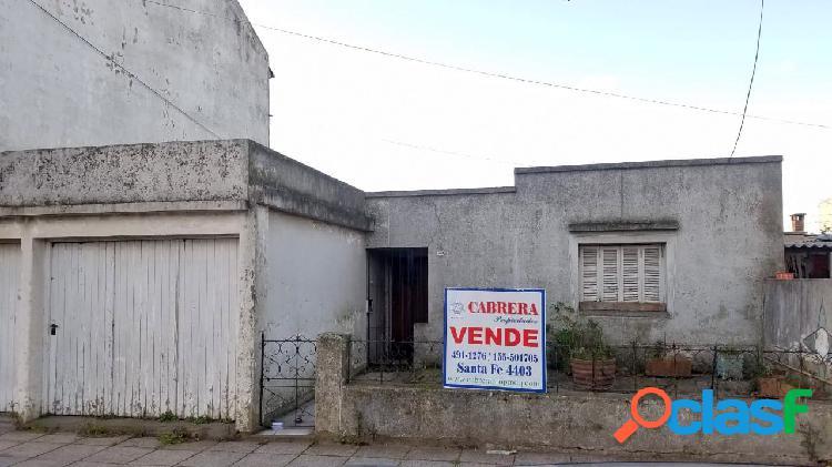 Casa + departamentos a demoler - Ideal inversores!