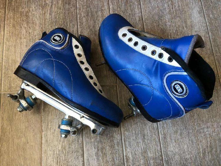 Botas MAC Hockey sobre patines