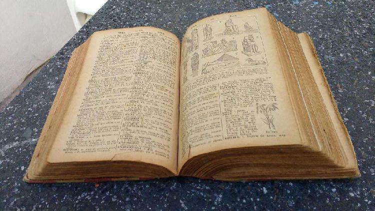 Diccionario antiguo completo!!