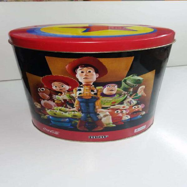 Lata toy story coleccionable
