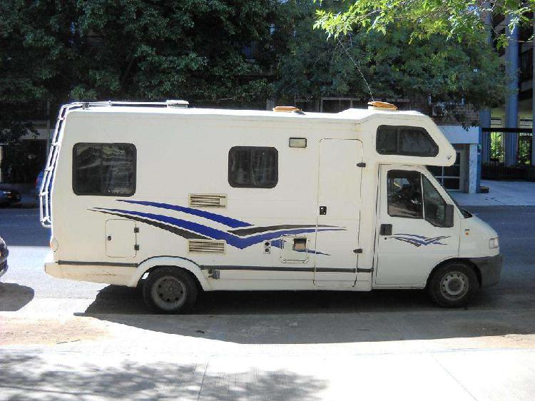 MOTORHOME IMPECABLE