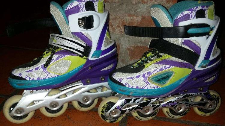 Patines Action Sport extensibles