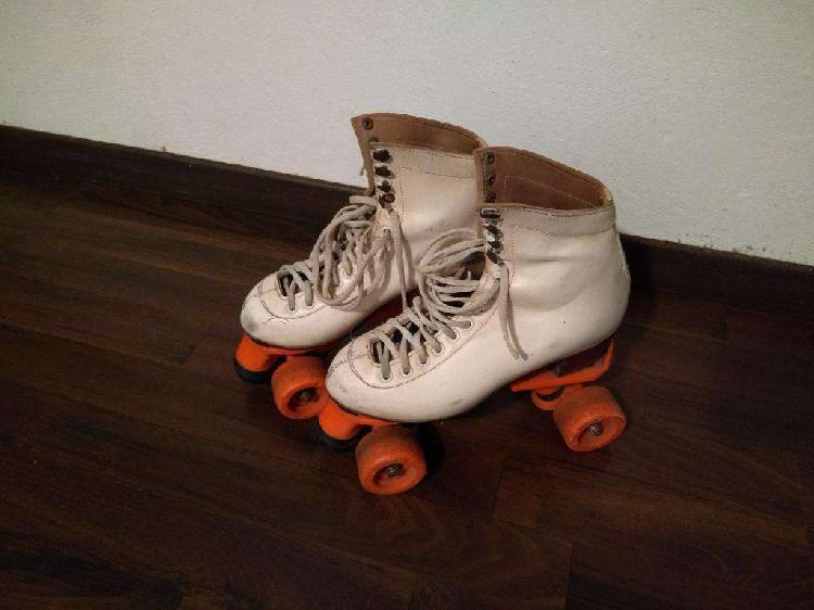 Vendo patin artistico