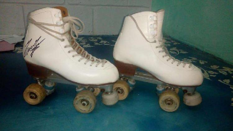 Vendo patines profesionales Top skate