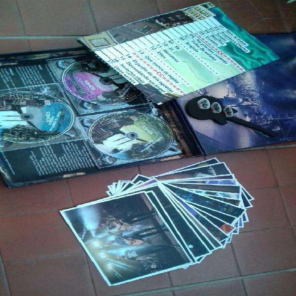 Coleccion pack premium salta la banca 2 cdsdvd16 postales