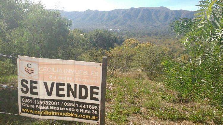 Nref: 629 terreno en bialet masse bºsuncho guayco con inc