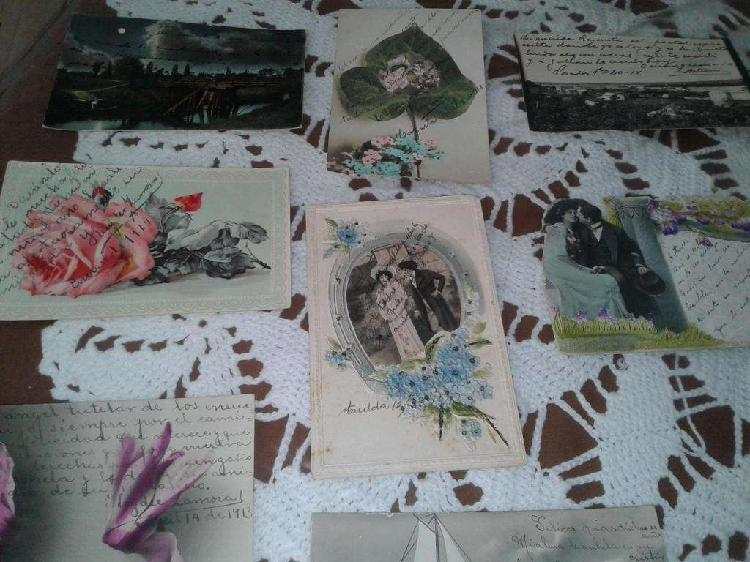 Postales antiguas de argentina año 1913