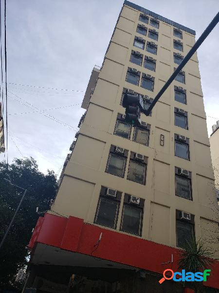 Venta dpto parana esq. viamonte tribunales barrio norte piso alto