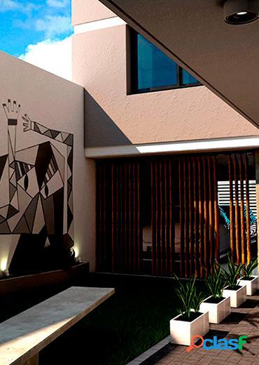 Departamento de 1 dormitorio al frente con balcón y terraza exclusiva 1