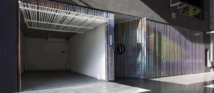 Edificio chagall - barrio belgrano